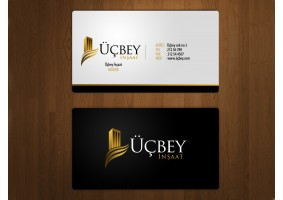 Müteahhitlik Firmamıza Logo Tasarımı - designburak