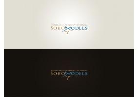Model Ajansına Logo Tasarım - designburak