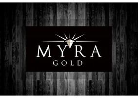 Myra Gold Kurumsal Kimlik Logosu - celender