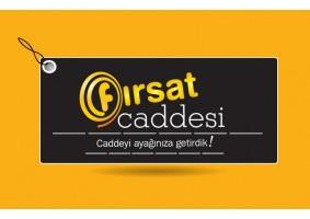 Fırsat Sitesi Logo Tasarımı - BaharGok