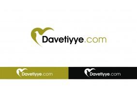 Davetiye E-Ticaret Sitesi Logo Tasarımı - Mr_Magenta