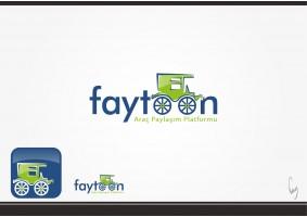 Araç Paylaşım Sitesi Logo Tasarımı - volkanKocaman