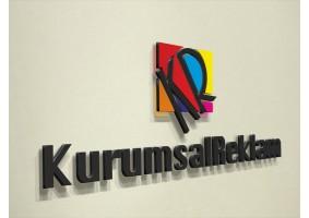 reklam şirketi için logo - grafikseli