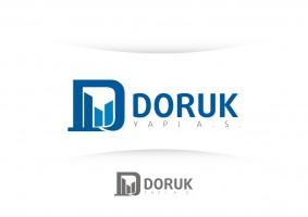 Doruk Yapı Aş. Logo, Kartvizit Tasarımı - RΛPİDO™