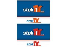 STOK1.COM  E-TİCARET SİTESİ  LOGO  - RΛPİDO ™