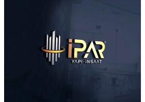 - İPAR YAPI İNŞAAT - logo çalışması - YSN