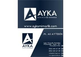Kartvizit tasarımı - kykrn_design