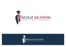 Dil Okulumuz için Logo  - Owl_Owl