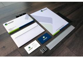 Logomuza kurumsal kimlik tasarımı - RΛPİDO