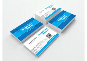 Haziran İnşaat'ın kartvizitini tasarla - takcan