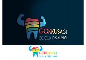 Diş Kliniği Logo Tasarımı - SZR Graphic Design