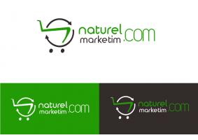 E-ticaret sitemize logo çalışması - Aykut ÇEKİM