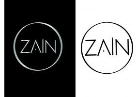 ZAIN - logo ve kurumsal kimlik tasarimi - lavantaa