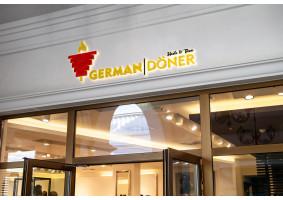 Döner Dükkanimıza logo yapımı - Thomas Bewick