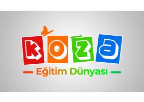 Koza Eğitim Dünyası - Logo Tasarımı - berxme