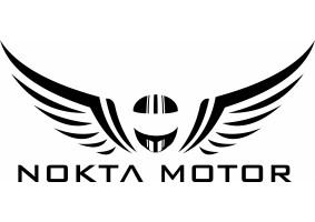 Nokta Motor logo tasarımı - huseyindnc