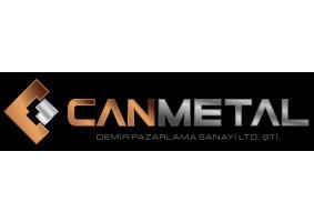 CANMETAL demir pazarlama logo ve kartviz - Verum