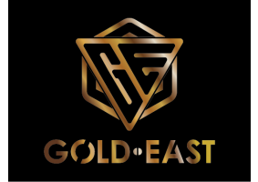GoldEast Esport Counter Stike CsGo Logo - AK•