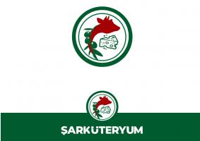 Şarküteri için logo - neharbalin
