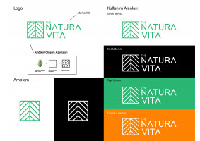 The Natura Vita logo - FSU Design