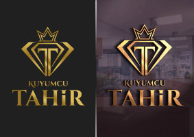 Kuyumcu Tahir -Farklı dikkat çeken logo  - A.Güler