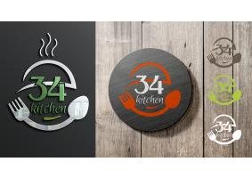 Butik Restoranımız İçin Logo Çalışması - Bi'grafik