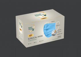 Premium Maske Kutu Dizaynı - md tasarım
