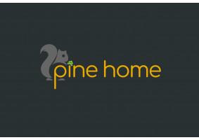 Taşınabilir ahşap ev firması için logo - hogwarts