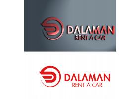 Dalaman Rent A Car için Logo Tasarımı - kuzfe35