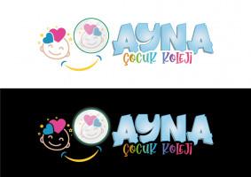 Anaokulum için logo arıyorum  - dcreagraph design
