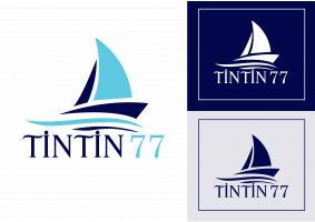 Yelkenli tekne icin logo tasarimi - graffikman