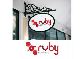''RUBY'' ismine logo çalışması  - Emrah D.