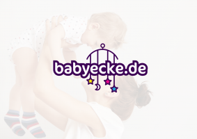 Logo+Kurumsal Kimlik Online Bebek Magaza - Logoritma