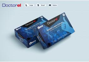 Tel kullanımlık eldiven kutusu tasarımı - Logoritma