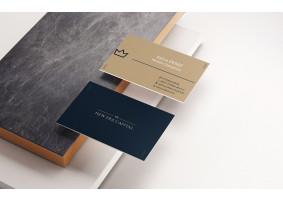 Finans şirketimiz için kartvizit tasarım - Armeiel