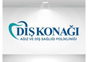 DİŞ POLİKLİNİĞİ İÇİN LOGO - Ersin Esra