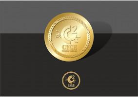 Crypto Carbon Logo. - grafikerh