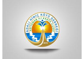 Adalı Hiniç Köyü Derneği Logo  - A.Güler
